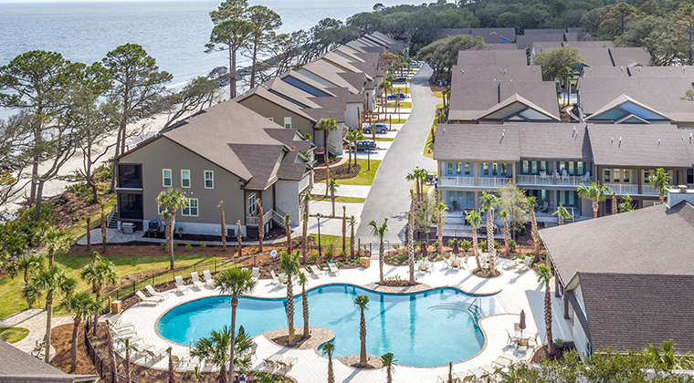 The Cottages at Jekyl Island